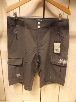 maloja donald shorts charcoal